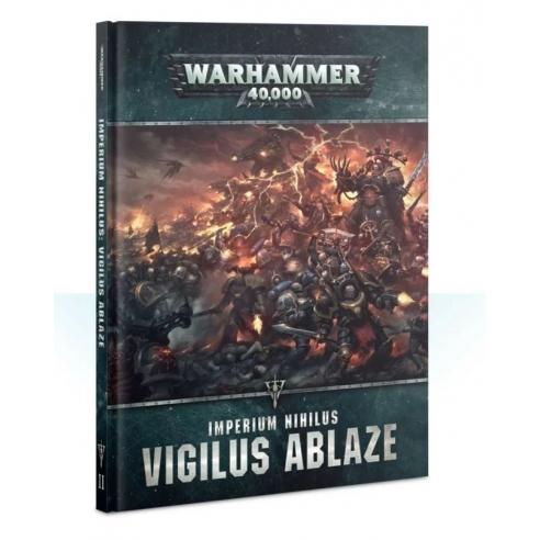 Imperium Nihilus - Vigilus Ablaze (ENG) Manuali