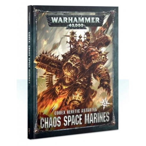 Codex - Chaos Space Marines (ENG) Codex