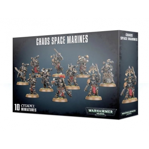Chaos Space Marines Chaos Space Marines
