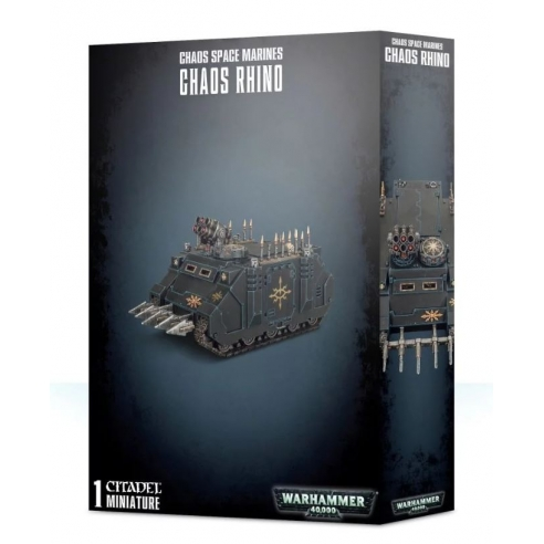 Chaos Space Marines - Chaos Rhino Chaos Space Marines