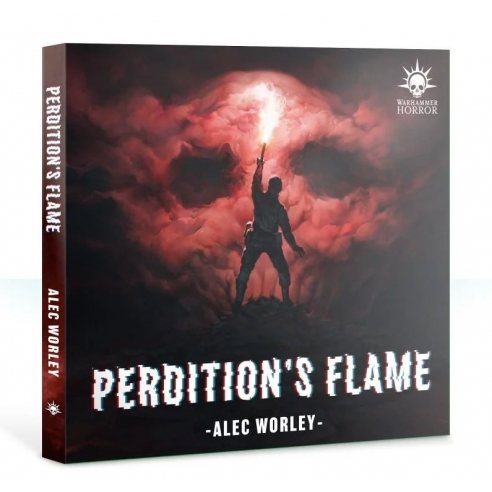 Perdition's Flame (Audiolibro CD) (ENG) Black Library