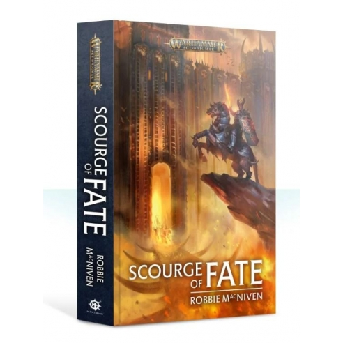 Scourge Of Fate (ENG) (Cartonato) Black Library