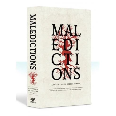 Maledictions - A Horror Anthology (ENG) Black Library