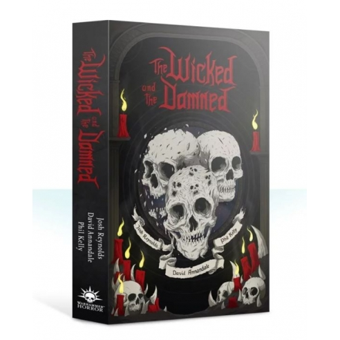 The Wicked And The Damned (ENG) Black Library