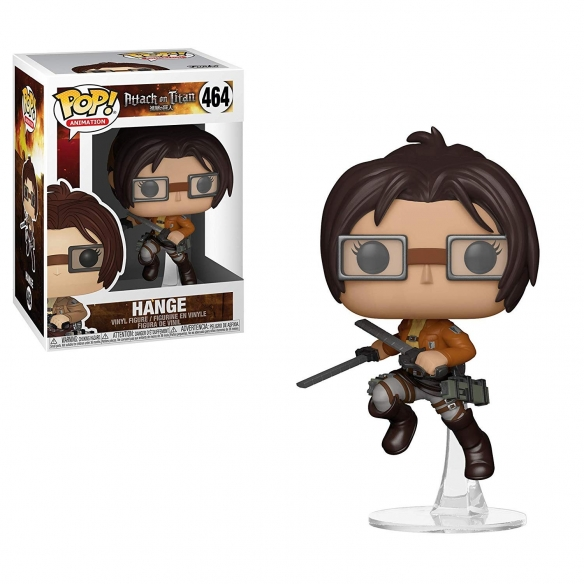 Funko Pop Animation 464 - Hange - Attack on Titan Funko