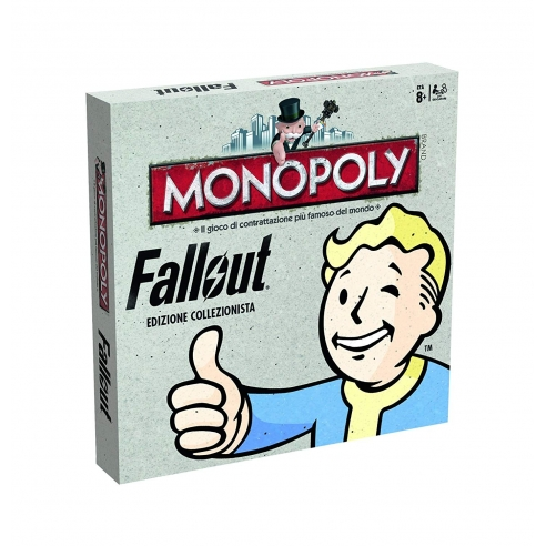 Monopoly - Fallout - Edizione da Collezione Grandi Classici