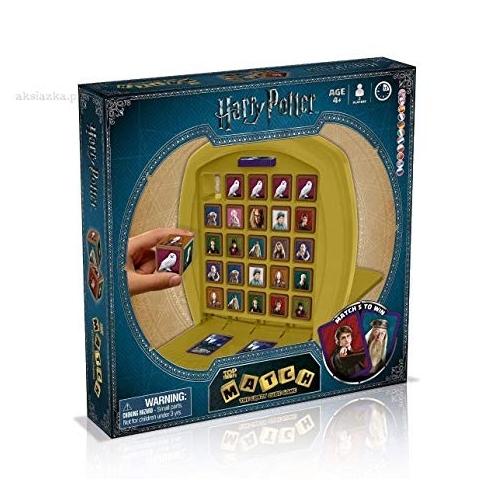 Top Trumps Match - Harry Potter Giochi per Bambini