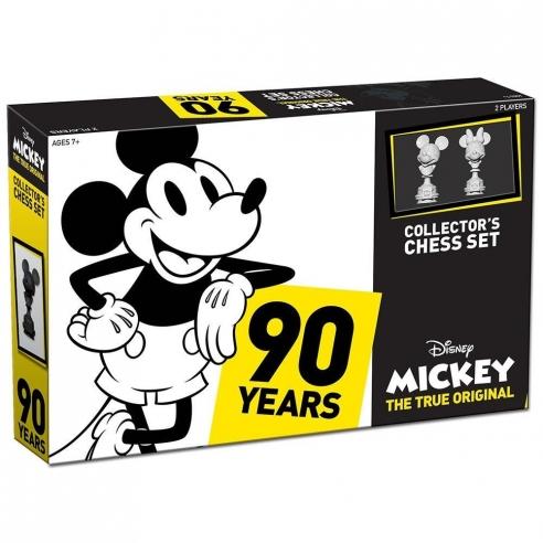 Mickey - The True Original - 90° Anniversario (Scacchiera Edizione da Collezione) Astratti