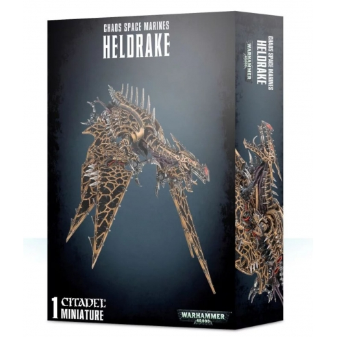 Chaos Space Marines - Heldrake Chaos Space Marines