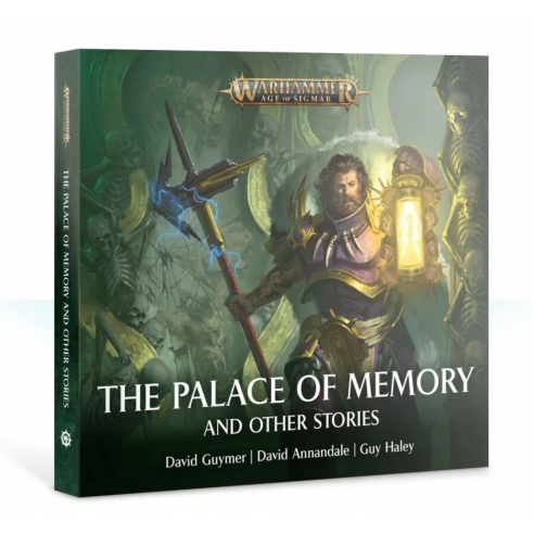 Palace Of Memory And Other Stories (Audiolibro CD) (ENG) Black Library