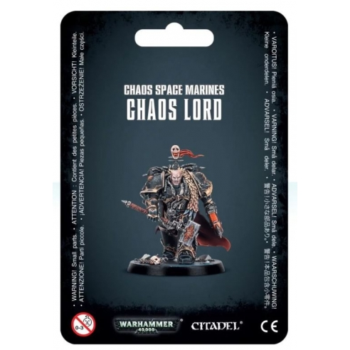 Chaos Space Marines - Chaos Lord Chaos Space Marines
