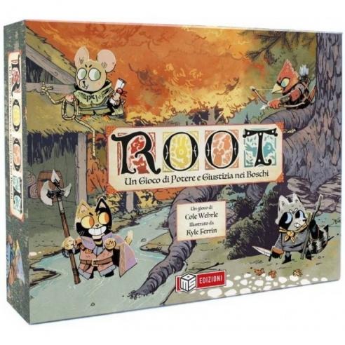 Root Hardcore Games