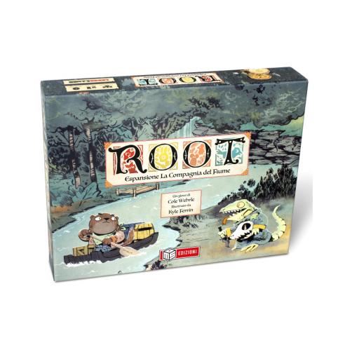 Root - La Compagnia Del Fiume (Espansione) Hardcore Games