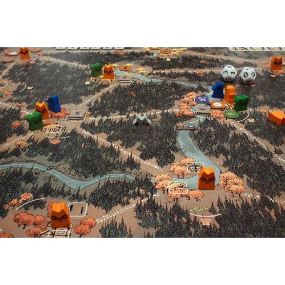 Root - La Compagnia Del Fiume (Espansione) Giochi per Esperti