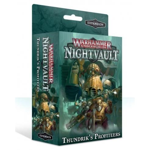 Underworlds Beastgrave - Esploratori Di Thundrik (ENG) Bande da Guerra