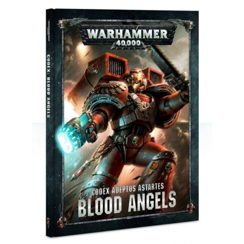 Codex - Blood Angels (ENG) Codex