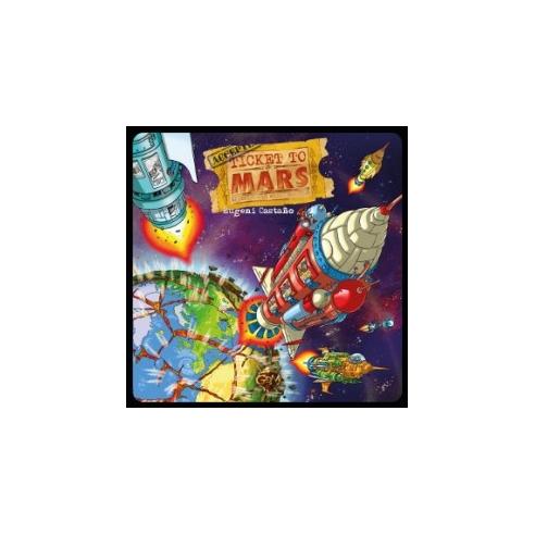 Ticket To Mars Giochi Semplici e Family Games