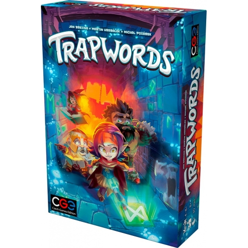 Trapwords Party Games