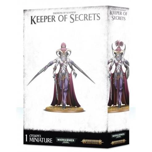 Daemons Of Slaanesh - Keeper Of Secrets Hedonites of Slaanesh