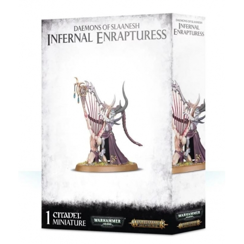 Daemons Of Slaanesh - Infernal Enrapturess Hedonites of Slaanesh