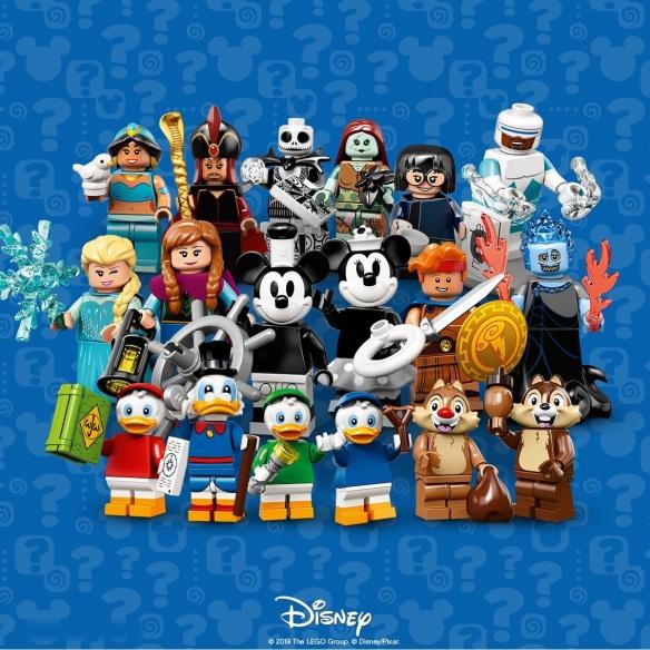 Lego Minifigures Disney Serie 2 Limited Edition - Busta Singola Lego