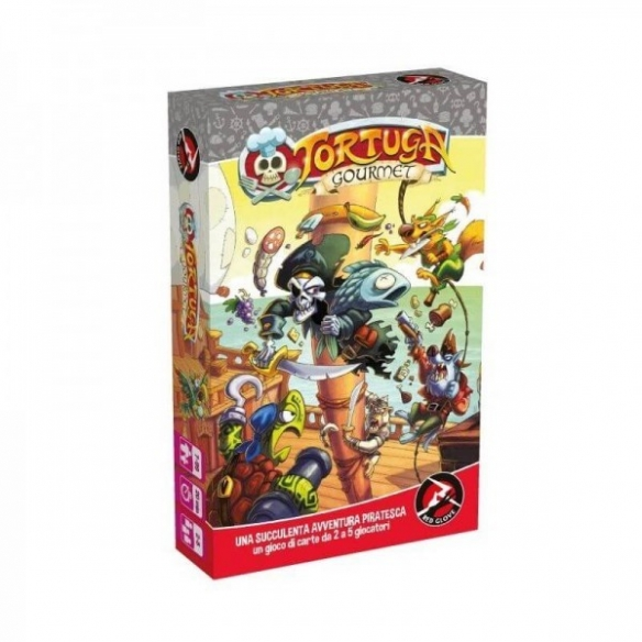 Tortuga Gourmet Giochi Semplici e Family Games