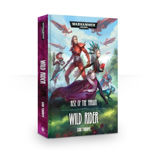 Rise Of The Ynnari - Wild Rider (ENG) Black Library