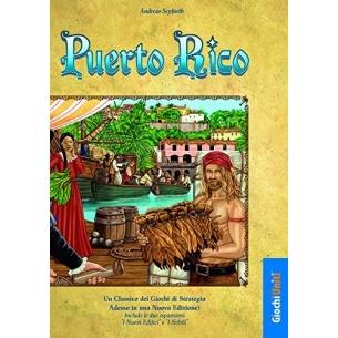 GIOCHI UNITI - PUERTO RICO - ITALIANO  - Giochi Uniti 43,90€