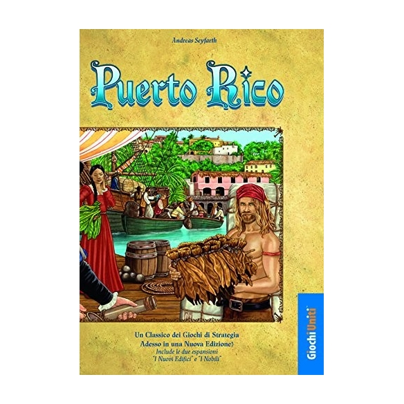 Puerto Rico Giochi per Esperti