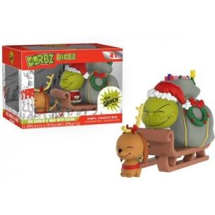Funko Dorbz Ridez 41 - The Grinch & Max with Sleigh Funko 29,90€