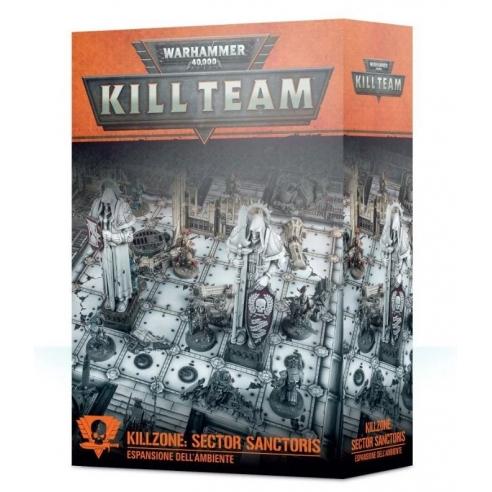 Kill Team - Killzone - Sector Sanctoris Killzones