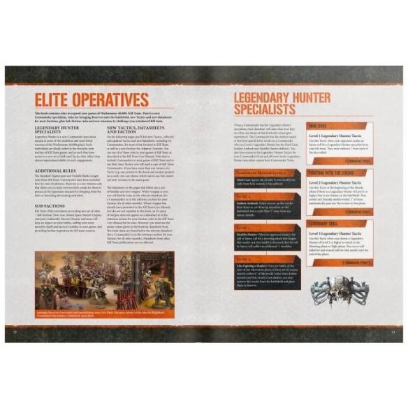 Kill Team - Elites (ENG) Regolamenti
