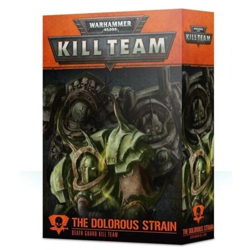 Kill Team - The Dolorous Strain Teams e Comandanti