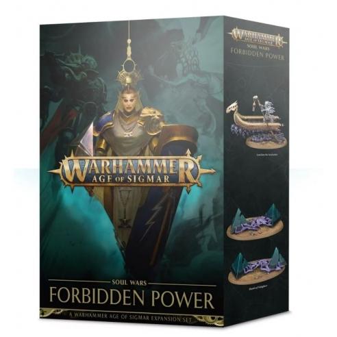 Incantesimi Persistenti - Soul Wars Forbidden Power Incantesimi Persistenti