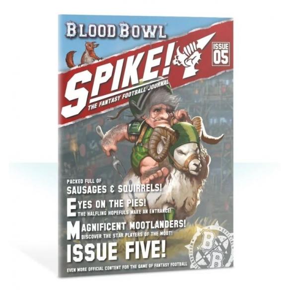 Blood Bowl - Spike! Numero 5 (ENG) Regolamenti