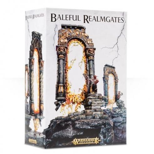 Baleful Realmgates Terreni e basette