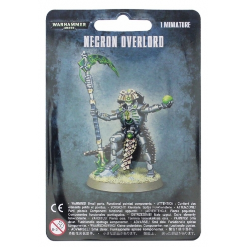 Necrons - Overlord Necrons