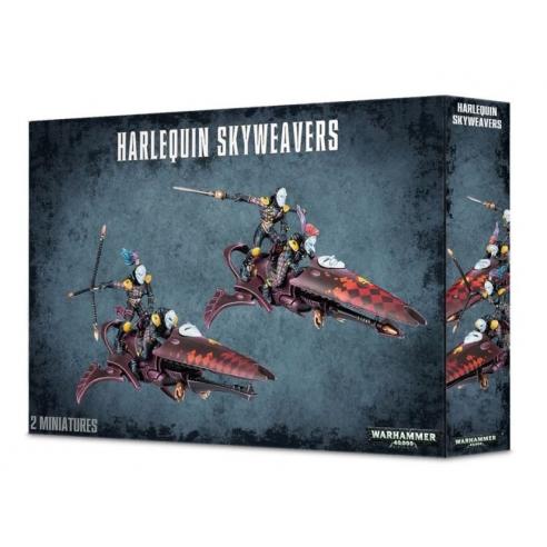 Harlequins - Skyweavers Harlequins