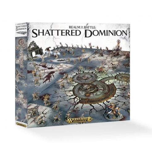 Realm Of Battle - Shattered Dominion Terreni e basette