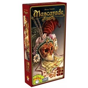 ASMODEE - MASCARADE - ITALIANO  - Asmodee 25,00€