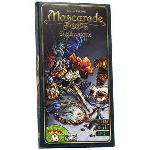 ASMODEE - MASCARADE ESPANSIONE - ITALIANO Asmodee 13,90€