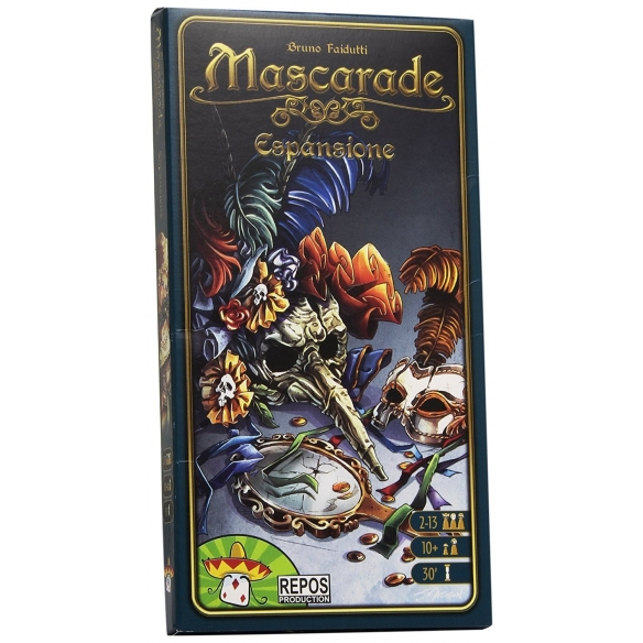 Mascarade - Espansione (Espansione) Party Games