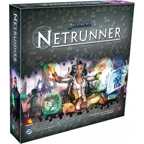 Android - Netrunner Altri LCG