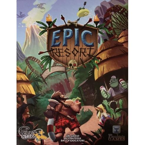 Epic Resort Giochi Semplici e Family Games