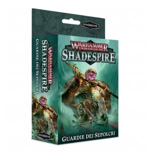 Guardie dei Sepolcri - Espansione Shadespire  - Warhammer Underworlds: Shadespire 22,50€