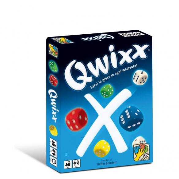 Qwixx Giochi Semplici e Family Games