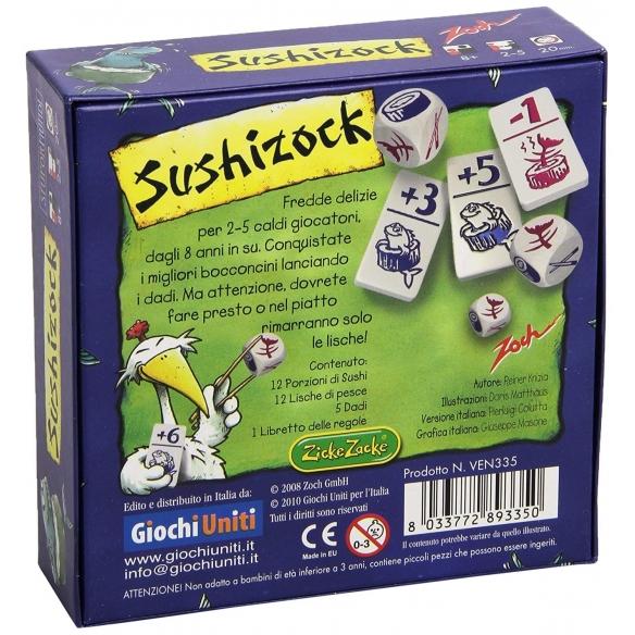 Sushizock Giochi Semplici e Family Games