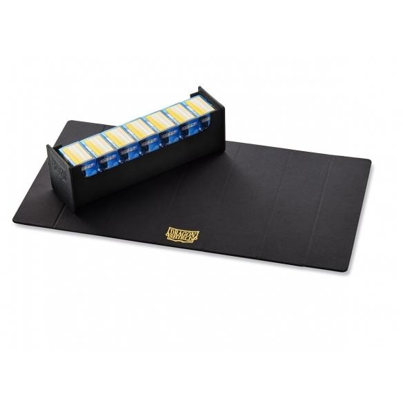 Dragon Shield - Magic Carpet - Black Deck Box