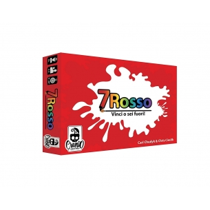 CRANIO CREATIONS - 7 ROSSO - ITALIANO Cranio Creations 12,90 €