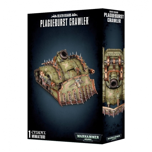 Death Guard - Plagueburst Crawler 8a Edizione Death Guard